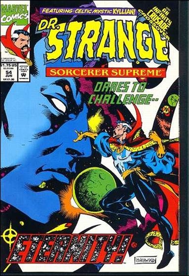 Doctor Strange, Sorcerer Supreme 54-A by Marvel