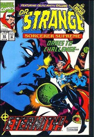 Doctor Strange, Sorcerer Supreme 54-A
