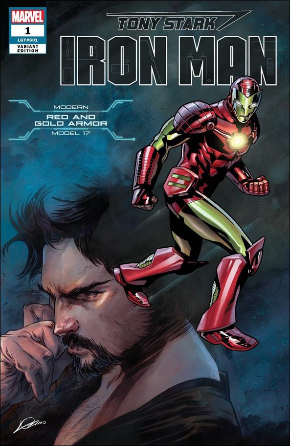 Tony Stark: Iron Man 1-BG by Marvel