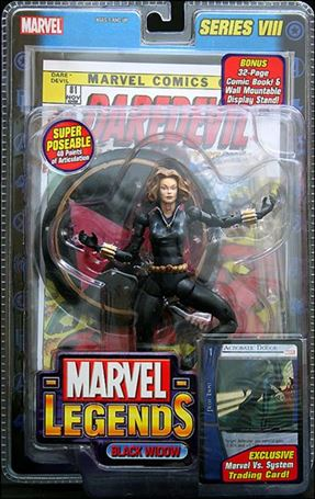Marvel Legends (Series 8) Black Widow (Yelena Belova - Blonde Hair)