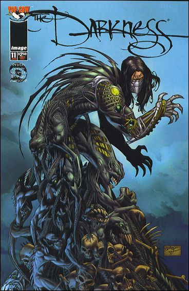 Darkness (1996) 11-C by Top Cow