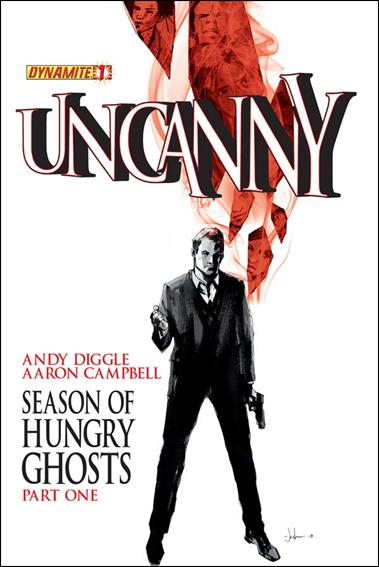 Uncanny 1-A by Dynamite Entertainment