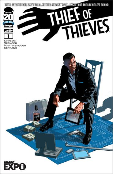 Thief of Thieves 1-C by Skybound Entertainment