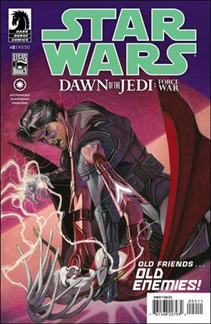 Star Wars: Dawn of the Jedi - Force War 2-A