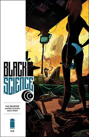 Black Science 4-A