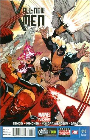All-New X-Men 10-C by Marvel