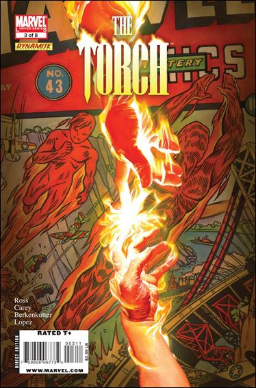 Torch 3-A by Marvel