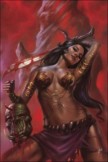 Warlord of Mars 23-C by Dynamite Entertainment