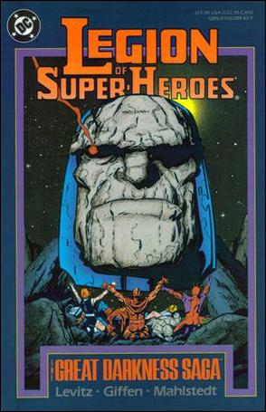 Legion of Super-Heroes: The Great Darkness Saga 1-A by DC