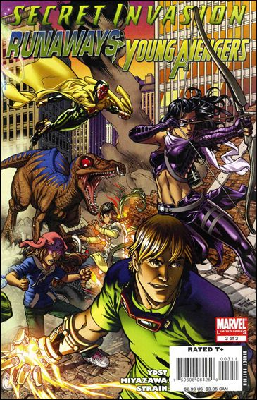 Secret Invasion: Runaways/Young Avengers 3-A by Marvel