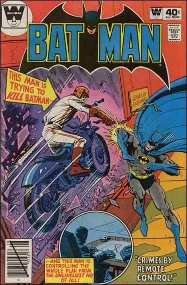 Batman (1940) 326-B by DC