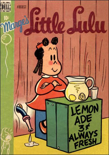 Marge's Little Lulu 14-A by Dell