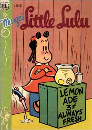 Marge's Little Lulu 14-A