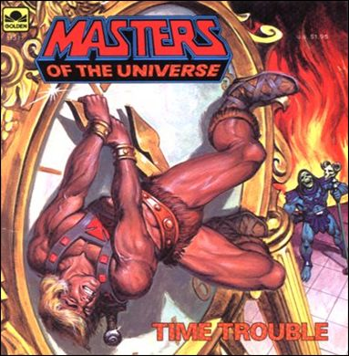 Masters of the Universe (1983) 11,371-A by Western Publishing Co.