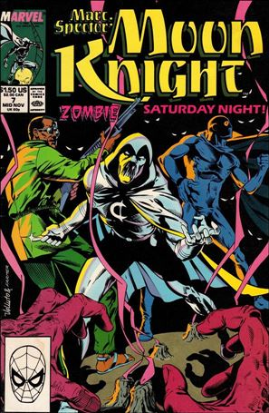Marc Spector: Moon Knight 7-A