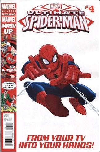 Ultimate Spider-Man (2012) 4-A by Marvel