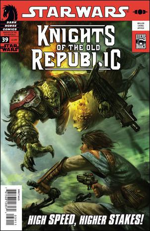 Star Wars: Knights of the Old Republic 39-A by Dark Horse
