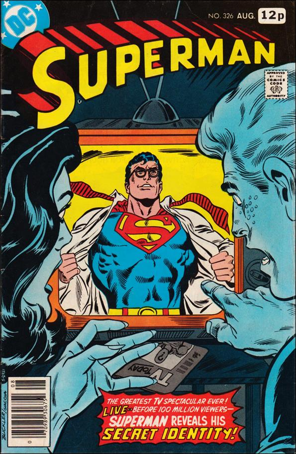 Superman (1939) 326-C by DC