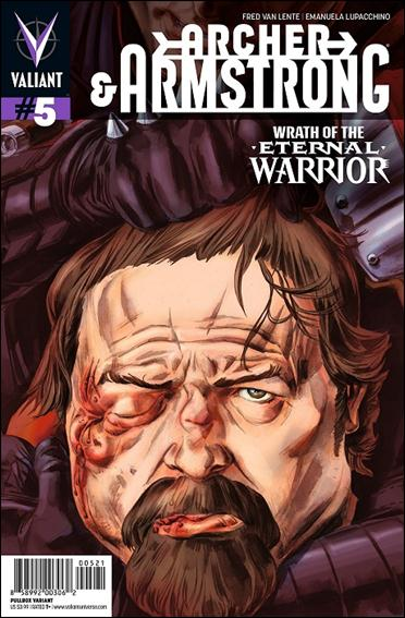 Archer & Armstrong (2012) 5-B by Valiant Entertainment