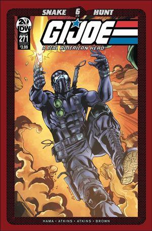 G.I. Joe: A Real American Hero 271-A