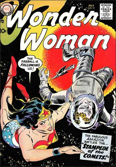 Wonder Woman (1942) 99-A by DC