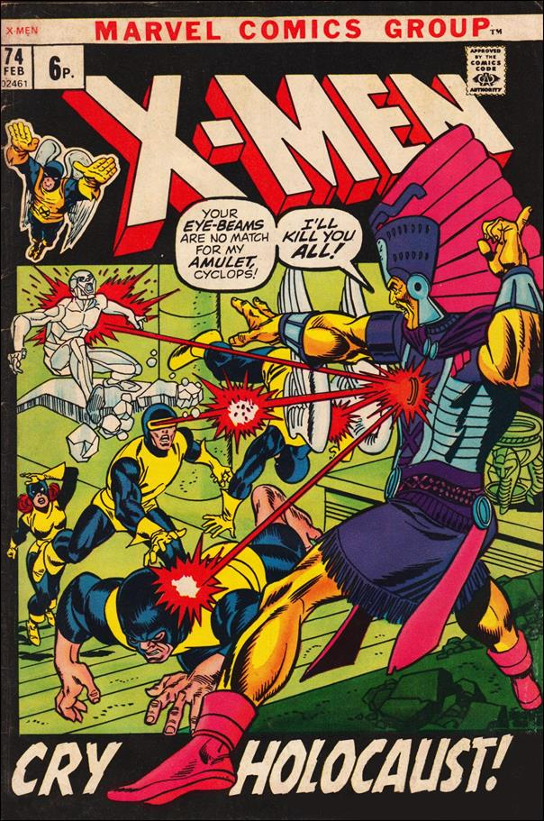 X-Men (1963) 74-B by Marvel