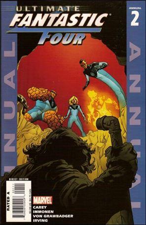 Ultimate Fantastic Four Annual 2-A