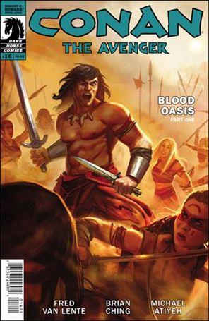 Conan the Avenger 16-A