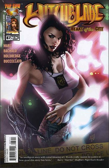 Witchblade 87-A by Top Cow
