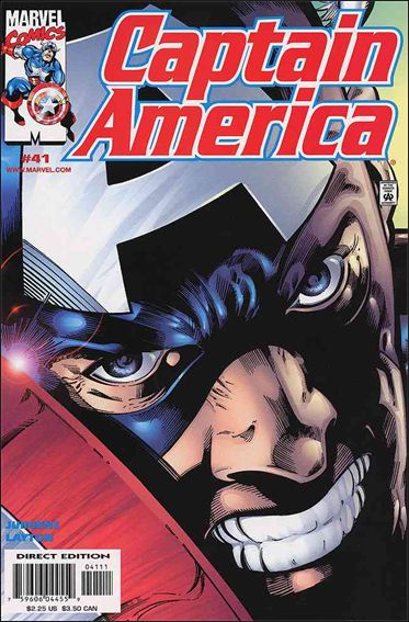 Captain America (1998) 41-A by Marvel