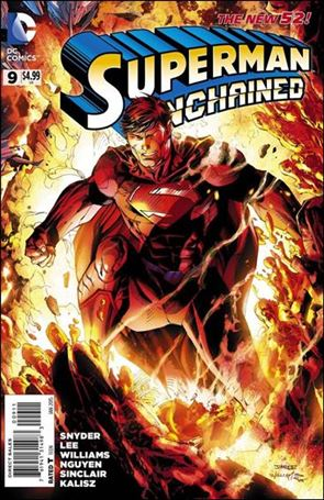 Superman Unchained 9-A