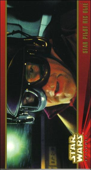 Star Wars: Episode I Widevision: Series 1 (Base Set) 71-A by Topps