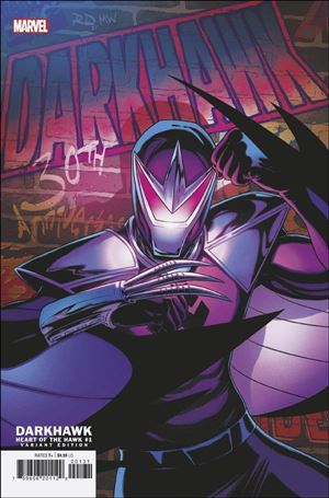 Darkhawk: Heart of the Hawk 1-C