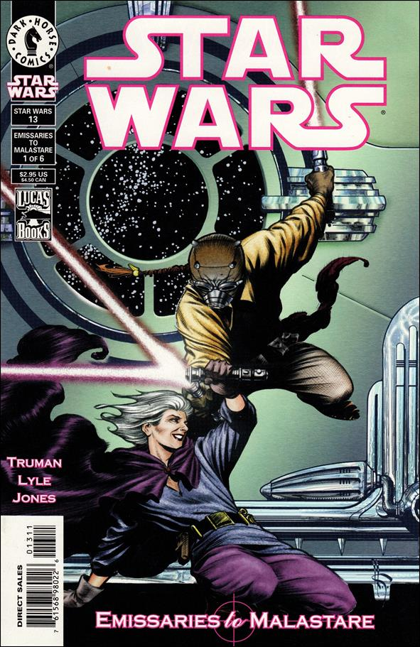 Star Wars/Star Wars Republic 13-A by Dark Horse