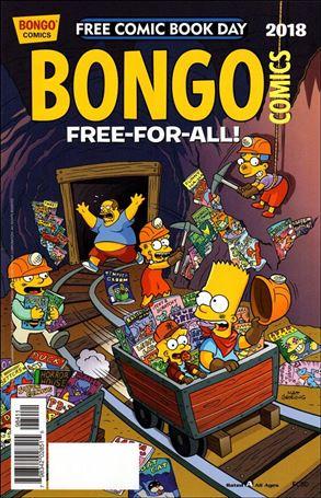 Bongo Comics Free-For-All! 2018-A
