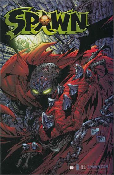 Spawn 116-A by Image