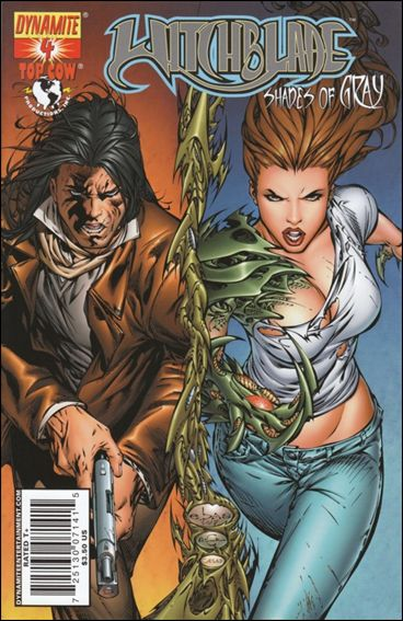 Witchblade: Shades of Gray 4-C by Dynamite Entertainment