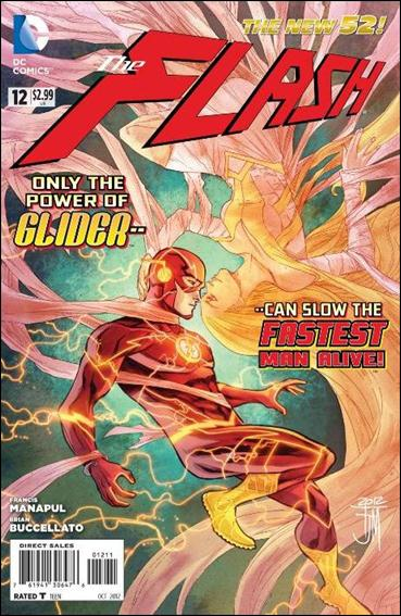 Flash (2011) 12-A by DC