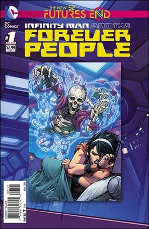 Infinity Man and the Forever People: Futures End 1-B