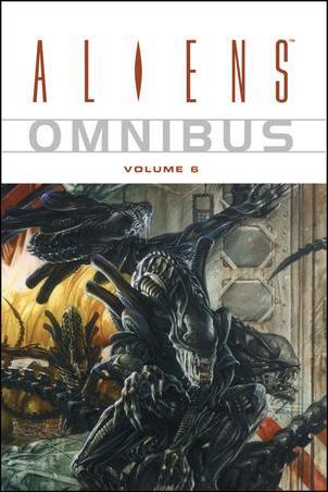 Aliens Omnibus 6-A by Dark Horse