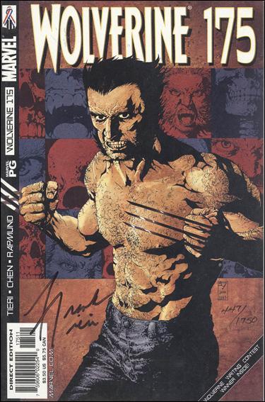 Wolverine (1988)  175-B by Marvel