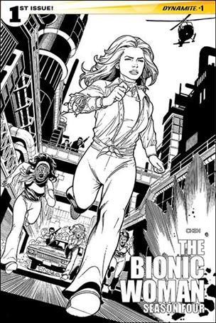 Bionic Woman: Season Four 1-C
