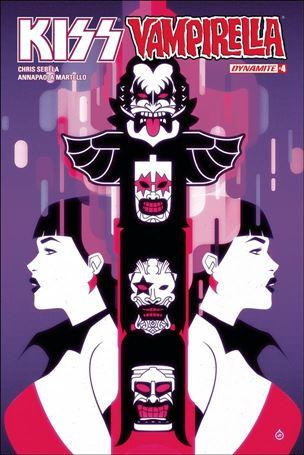 KISS / Vampirella 4-A