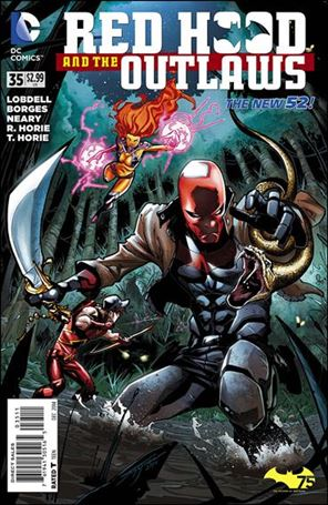 Red Hood and the Outlaws  35-A