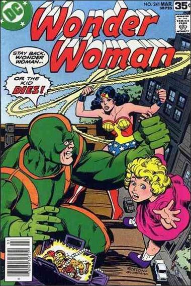 Wonder Woman (1942) 241-A by DC