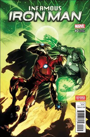 Infamous Iron Man 2 C Jan 2017 Comic Book By Marvel