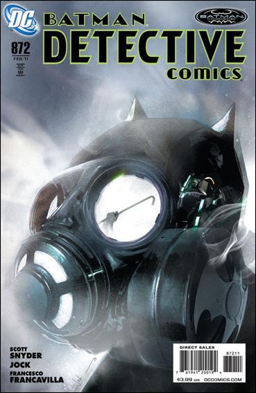 Detective Comics (1937) 872-A by DC