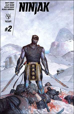 Ninjak (2015) 2-E