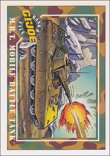 G.I. Joe (Base Set) 11-A by Impel