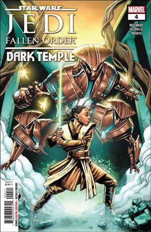 Star Wars: Jedi Fallen Order - Dark Temple 4-A